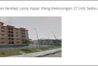 Smart Sewa Selangor – Pangsapuri @ Jalan Keretapi Lama, Kapar