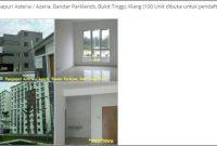 Smart Sewa Selangor – Pangsapuri Asteria, Azaria, Bandar Parklands, Bukit Tinggi,