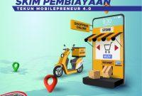 Permohonan TEKUN Mobilepreneur 2021 Usahawan B40