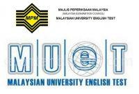 Pendaftaran MUET Sesi 3 2021 Online & Tarikh Exam MUET