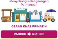 Semakan GKP Pemerkasa Plus (GKP 3.0): Bayaran Tambahan RM500