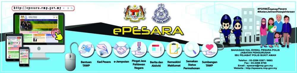ePesara PDRM