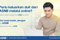 Daftar Akaun ASB Online