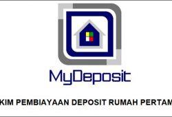 Cara Pemohonan Skim Pembiayaan Rumah Pertama MyDeposit 2018 Online